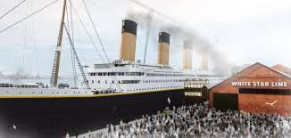 A quelle heure, le Titanic appareille de Southampton le 10 avril 1912 ?