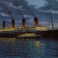 Comment se nommait les 2 transbordeurs, qui ont fait la navette (Titanic et Quai ) à Cherbourg ?